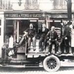 Verres et Miroirs en Seine au commencement